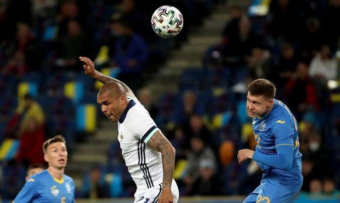 Украина – Северная Ирландия 1:0. Видео гола и обзор матча