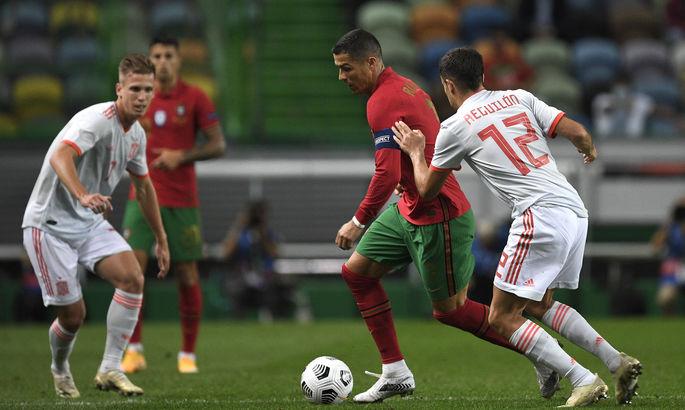 Испания - Португалия. Анонс и прогноз товарищеского матча на 4 июня