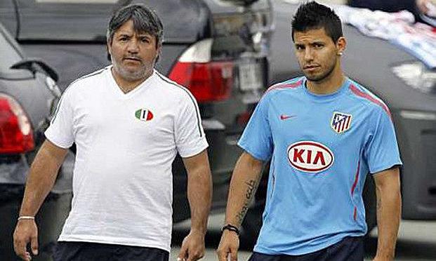 Отец Серхио Агуэро не верит слезам тренера Гвардиолы
