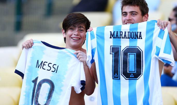 Месси – о ничье с Чили: Это был особенный матч – первый без Диего Марадоны