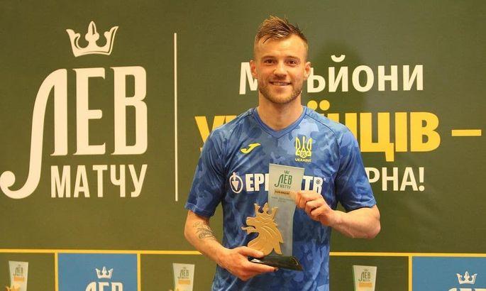 Ярмоленко обошел Шовковского по количеству матчей за сборную Украины