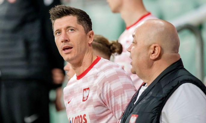 Польша на Евро-2020: Лучший форвард мира и странная тренерская замена