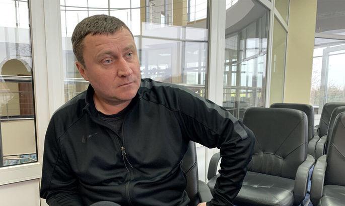 Тренер Александрии Гура: Если в компании сел, выпил вискарик, то могу и сигарету покурить