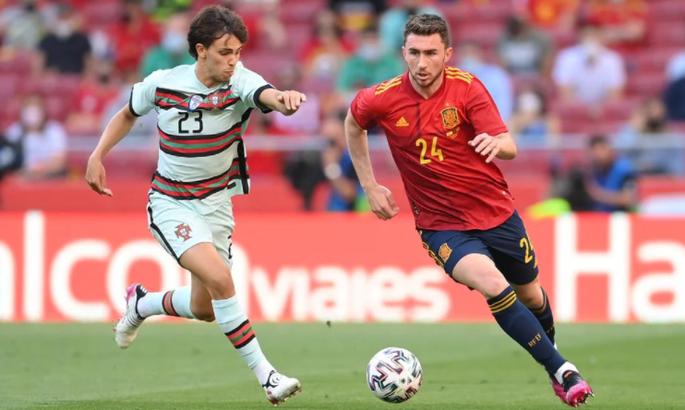 ТМ. Испания - Португалия 0:0. Обзор поединка