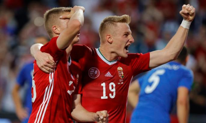ТМ. Венгрия - Кипр 1:0. Обзор матча, видео гола