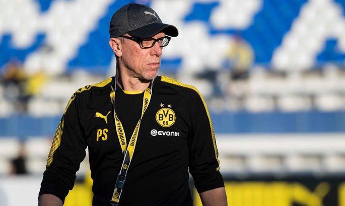 Ференцварош возглавил бывший тренер Ярмоленко