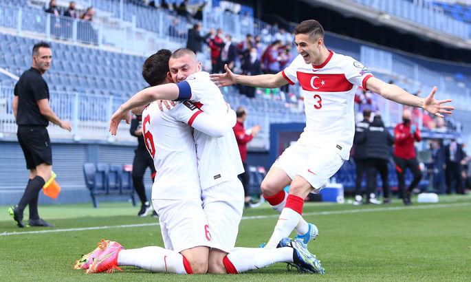 Турция на Евро: самая молодая команда и самый старый тренер