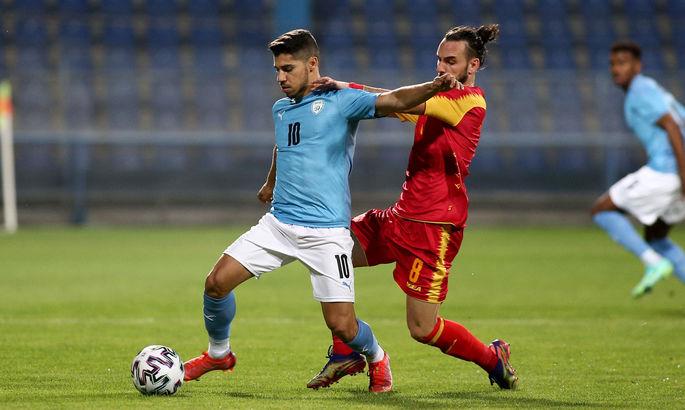 Соломон во втором матче подряд забил за Израиль
