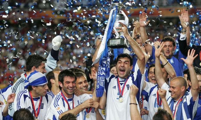 Хорошо ли вы помните Евро-2004? Тест от UA-Футбол