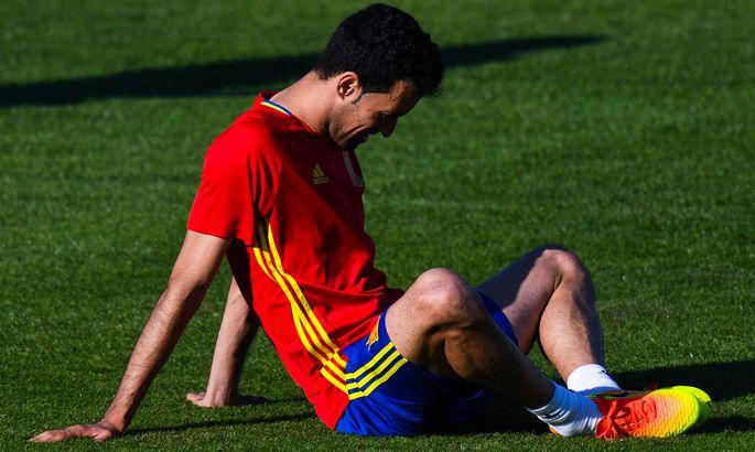 Неделя до матча ЕВРО: капитан Испании подхватил COVID-19, в спарринге с Литвой на поле выйдет молодежка?