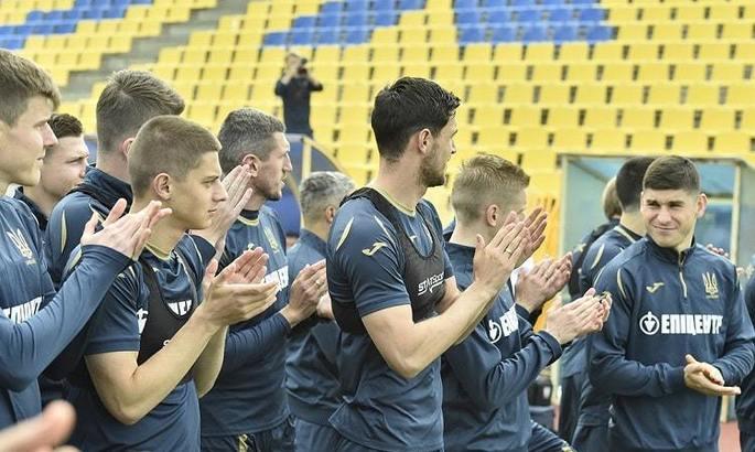 Без Сидорчука, но с Цыганковым. Заявка сборной Украины на матч с Кипром