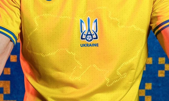 Англійська телеведуча: Карта на футболці збірної України виглядає, як пляма