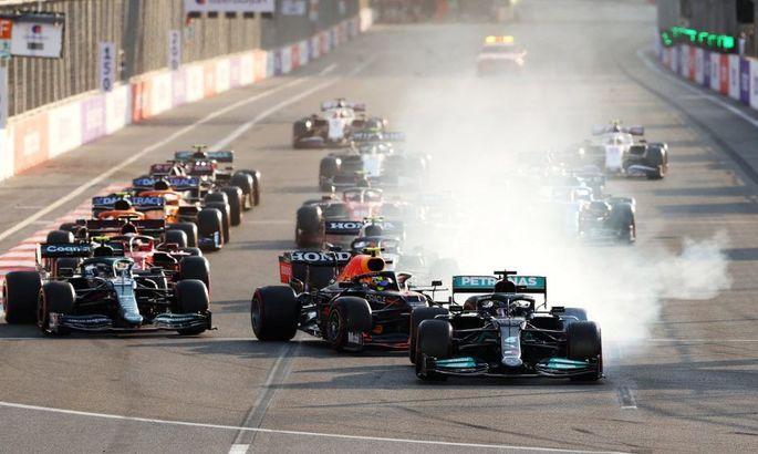 Гран-при Саудовской Аравии может принять финал сезона-2021 Формулы-1