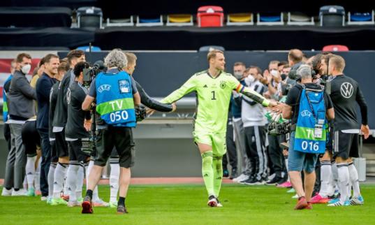 Мануель Ноєр встановив рекорд воротарів збірної Німеччини
