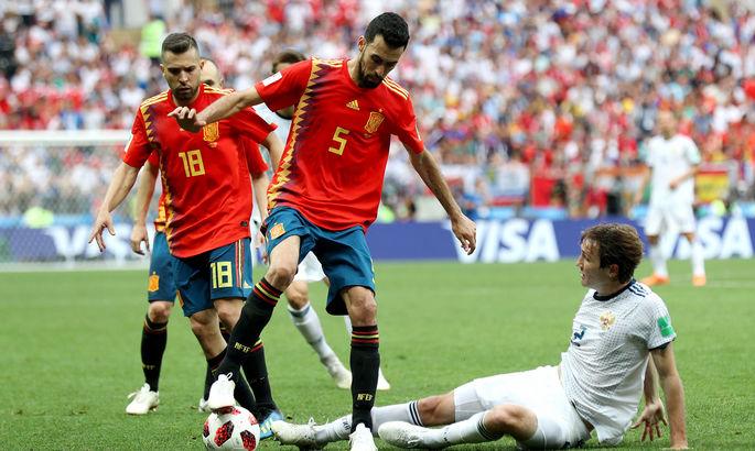 Испания - Литва. Анонс и прогноз товарищеского матча на 8.06.2021