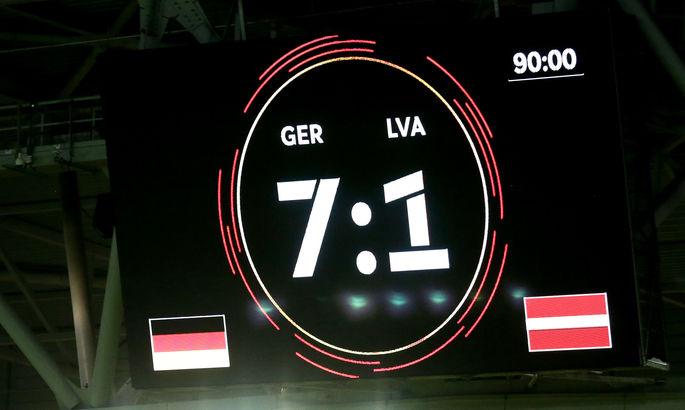 Das ist fantastisch. Германия – Латвия 7:1. Обзор товарищеского матча и видео голов