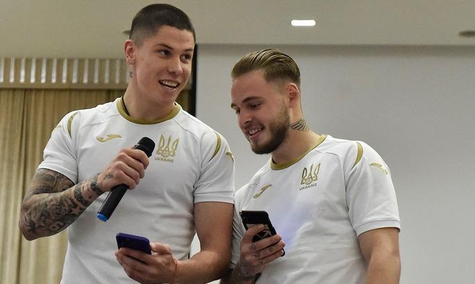 Игроки сборной включили в плейлист Украины на Евро восемь песен российских исполнителей