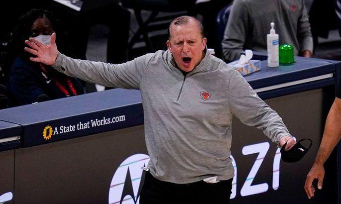 В НБА назвали найкращого тренера року
