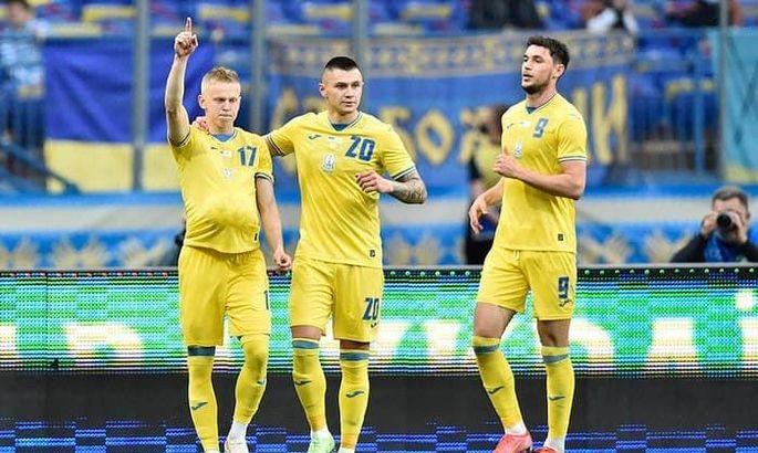 Матвиенко: Зинченко пытается внедрить принципы английского футбола в сборную Украины