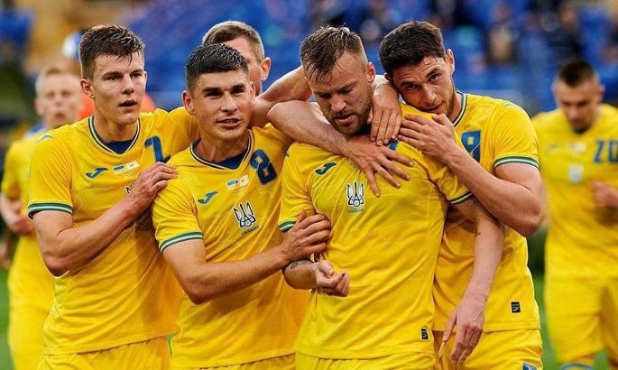 Ярмоленко: 40 голов за сборную Украины. Горжусь таким достижением