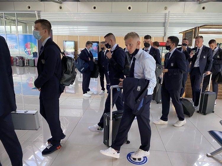 Сборная Украины отправилась на Евро-2020 - ФОТО - изображение 4