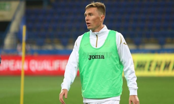 Стало известно, почему Сидорчук и Тымчик не сыграли в матче с Кипром