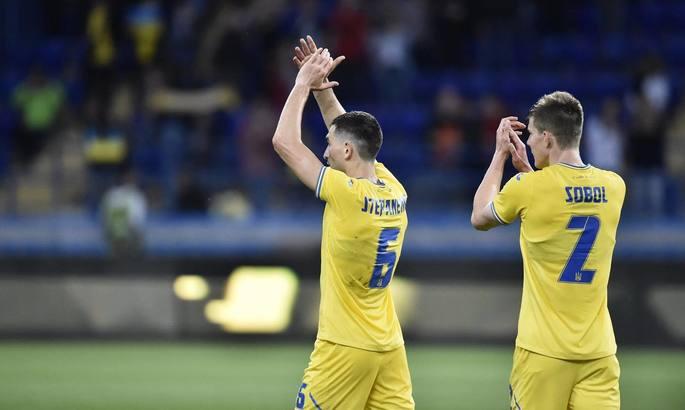 Мир треугольников, глубина и стратегическая скорость: Тактика в последнем матче Украины перед Евро - изображение 1