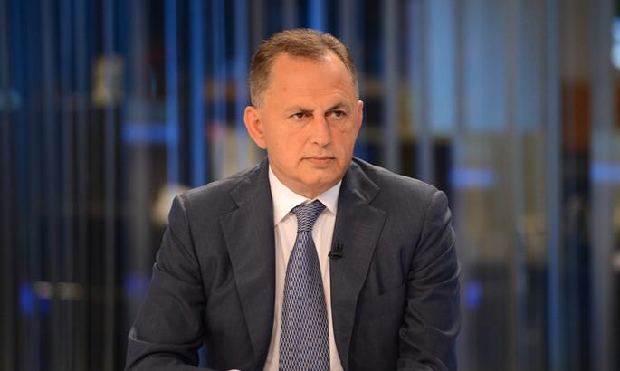 Борис Колесников покинул пост вице-президента Шахтера