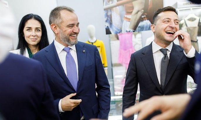 Зеленский и Павелко открыли в Днепре музей спорта и новый современный стадионный комплекс