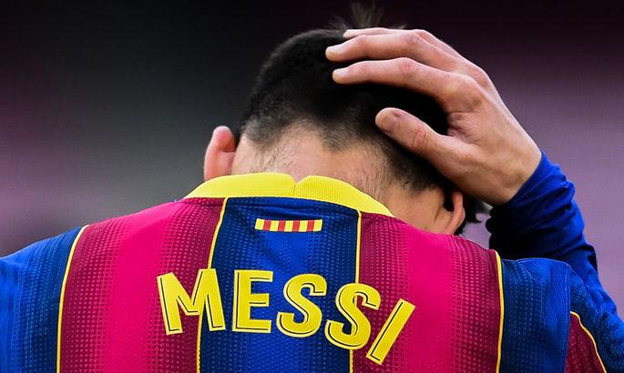 Marca: Мессі поки не отримав від Барселони офіційної пропозиції щодо продовження угоди