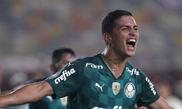 Палмейрас отказался продавать 19-летнего защитника в Динамо
