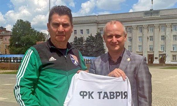Сергей Пучков возглавил Таврию