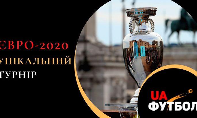 Почему Евро-2020 уже уникальный турнир?