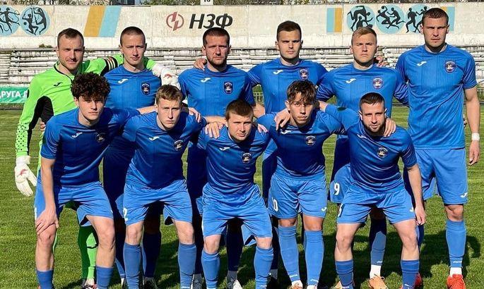 У Никополя перед последним матчем сезона осталось 13 игроков. Из них два вратаря