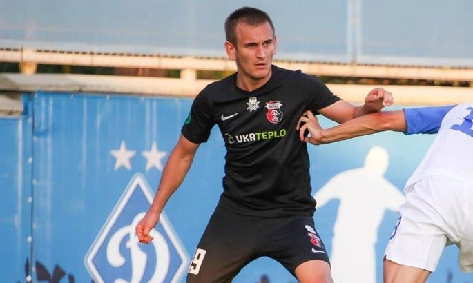 Верес продовжив контракт з ще одним футболістом