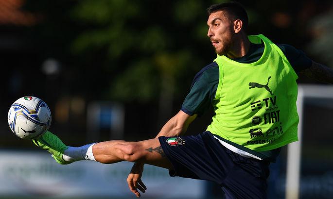 Роберто Манчіні замінив травмованого гравця збірної Італії