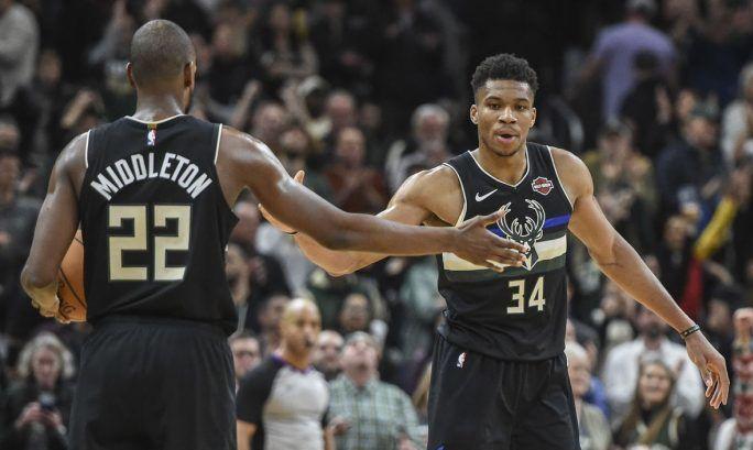 Лидеры Милуоки установили рекорд НБА
