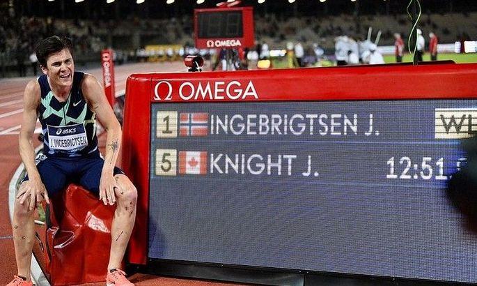 Рекорд Европы от норвежца и две медали украинок. Чем запомнился этап Бриллиантовой лиги во Флоренции?