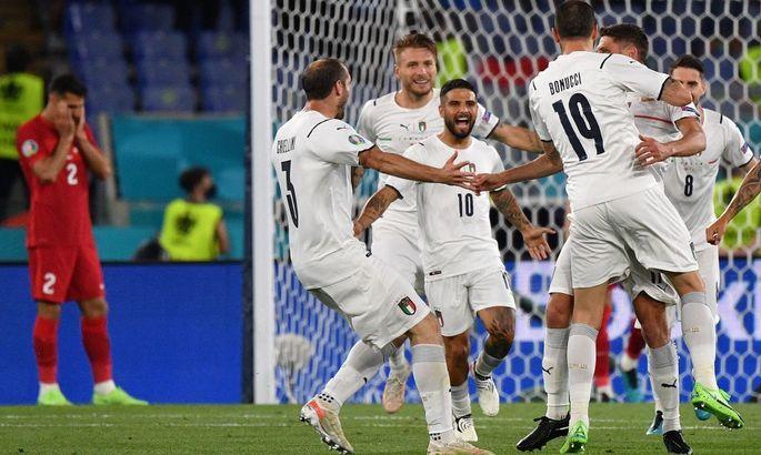 Уверенная победа Италии, форма сборной Украины, трансфер Лучкевича. Главные новости за 11 июня