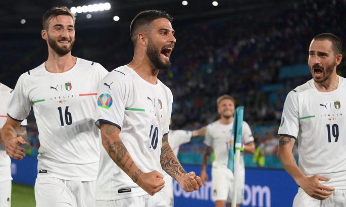 Старт Евро-2020: Италия - Турция 3:0. Обзор матча, смотреть голы
