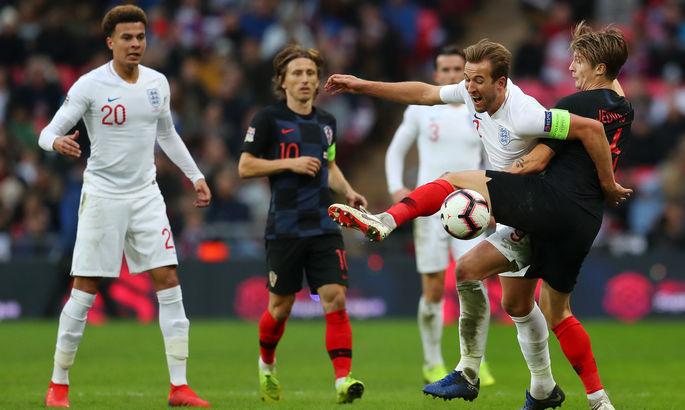 Англія - Хорватія. Анонс та прогноз на матч Євро-2020 на 13.06.2021