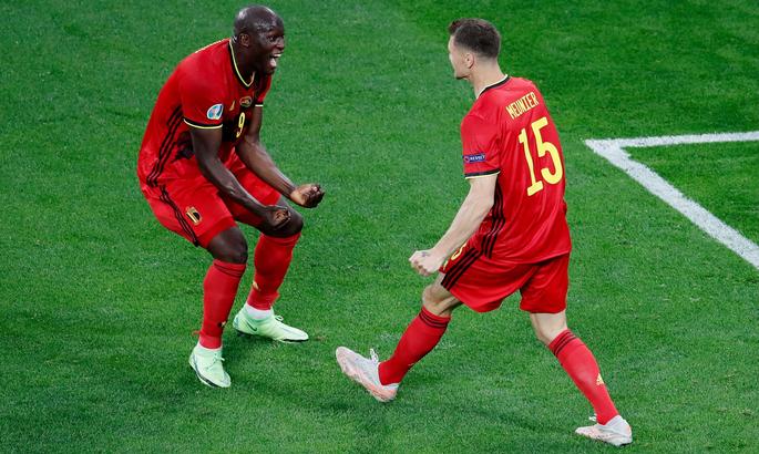 Менье удвоил преимущество бельгийцев в матче против России