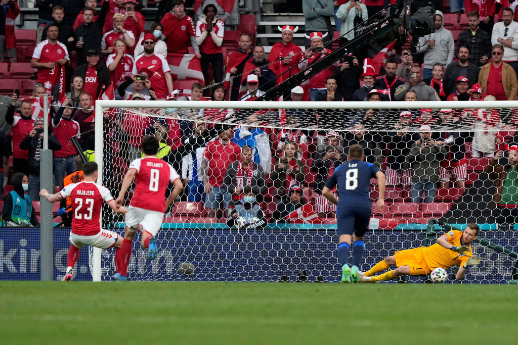 Дания - Финляндия 0:1. Странный матч - изображение 1