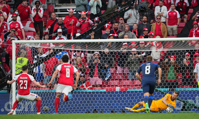Дания - Финляндия 0:1. Обзор матча и видео гола