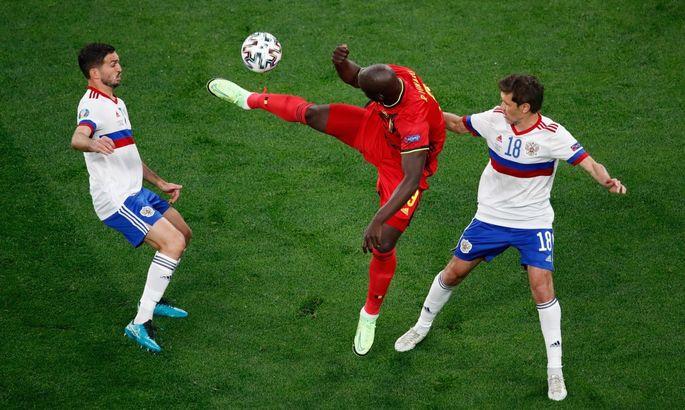 Бельгия – Россия 3:0. Дубль Лукаку принёс дьяволам разгромную победу