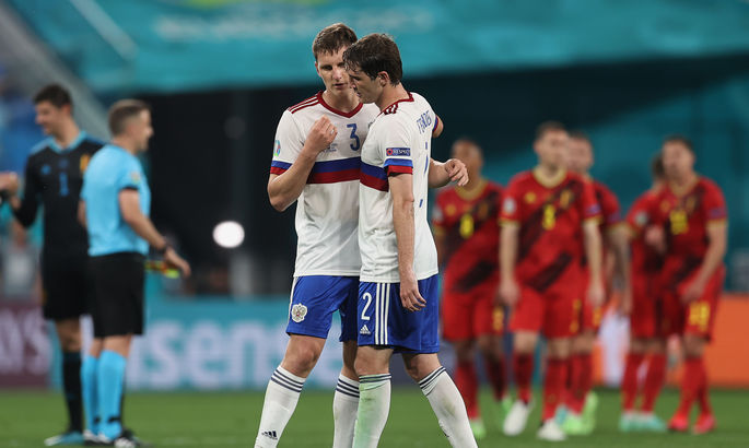 Россия установила два антирекорда Евро