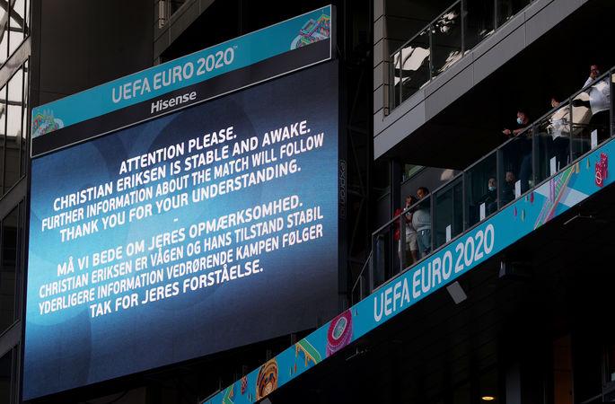 Странные валлийцы, Эриксен, Похьянпало и Лукаку-стрелок. Лучшие кадры с Евро-2020 за 12 июня - изображение 9