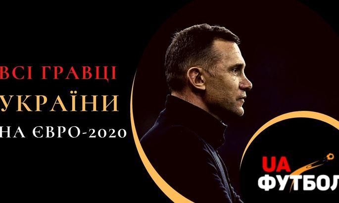 Кто сыграет за сборную Украины на Евро-2020. Профиль каждого игрока