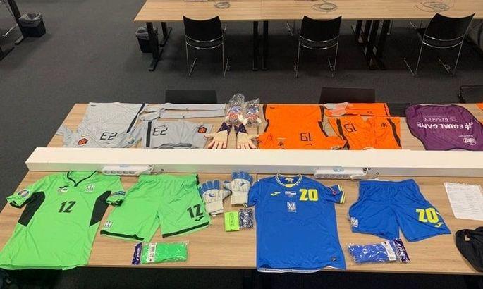 Сборная Украины сыграет в синем комплекте формы против Нидерландов - изображение 1