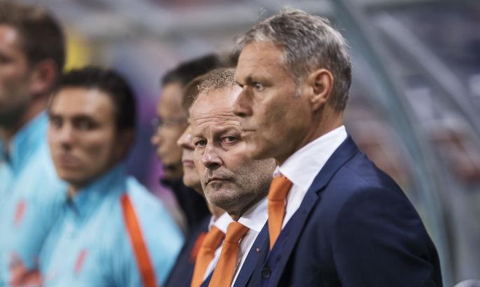 Болят глаза и Кройф переворачивается в гробу. Ситуация в сборной Нидерландов - уникальный шанс для Украины - изображение 1